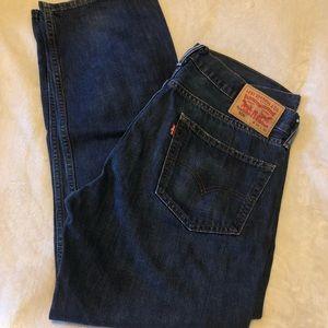 Men's Levi Jeans 505 W34 L30